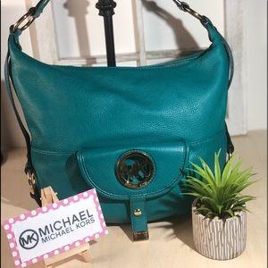 Michael Kors ~ Pebble Leather ~ Shoulder Bag